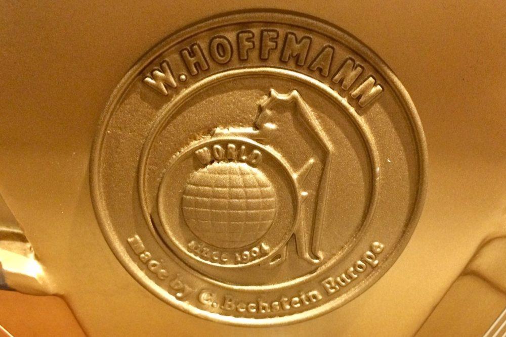 W. Hoffmann Klavier Emblem