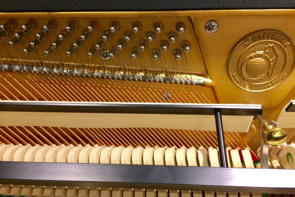 W. Hoffmann Klavier Mechanik