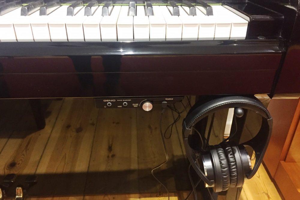 Yamaha U1 Klavier mit Silentsystem