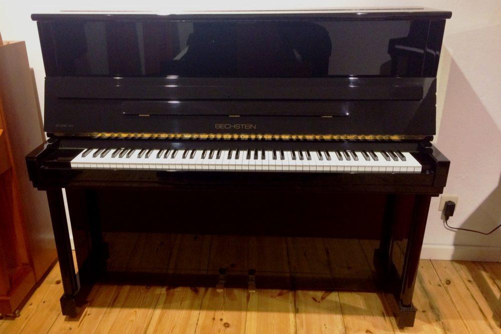 Bechstein Klavier Modell Studio 120