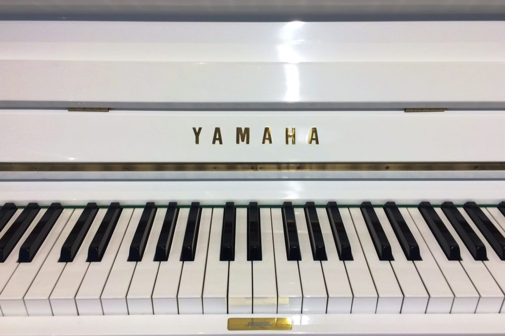 Yamaha U1 Klaviertastatur