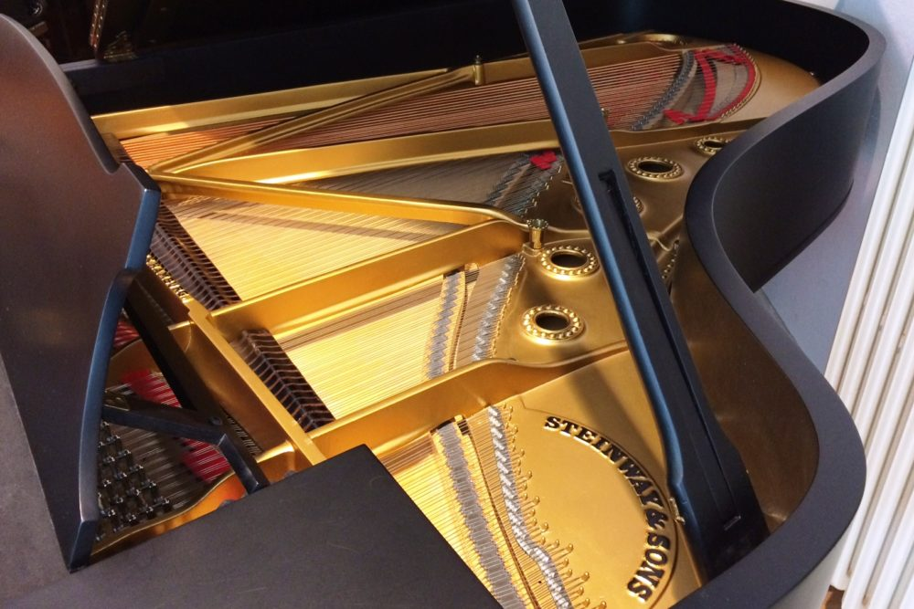 Steinway Grand Piano Model B 211