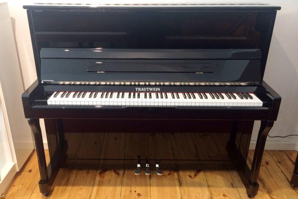 Trautwein Klavier Silver Edition