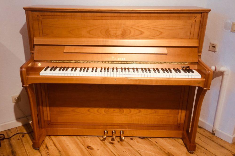 Ed. Seiler Klavier