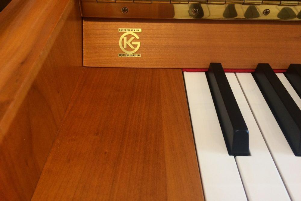 Ed. Seiler Klavier Gütesiegel