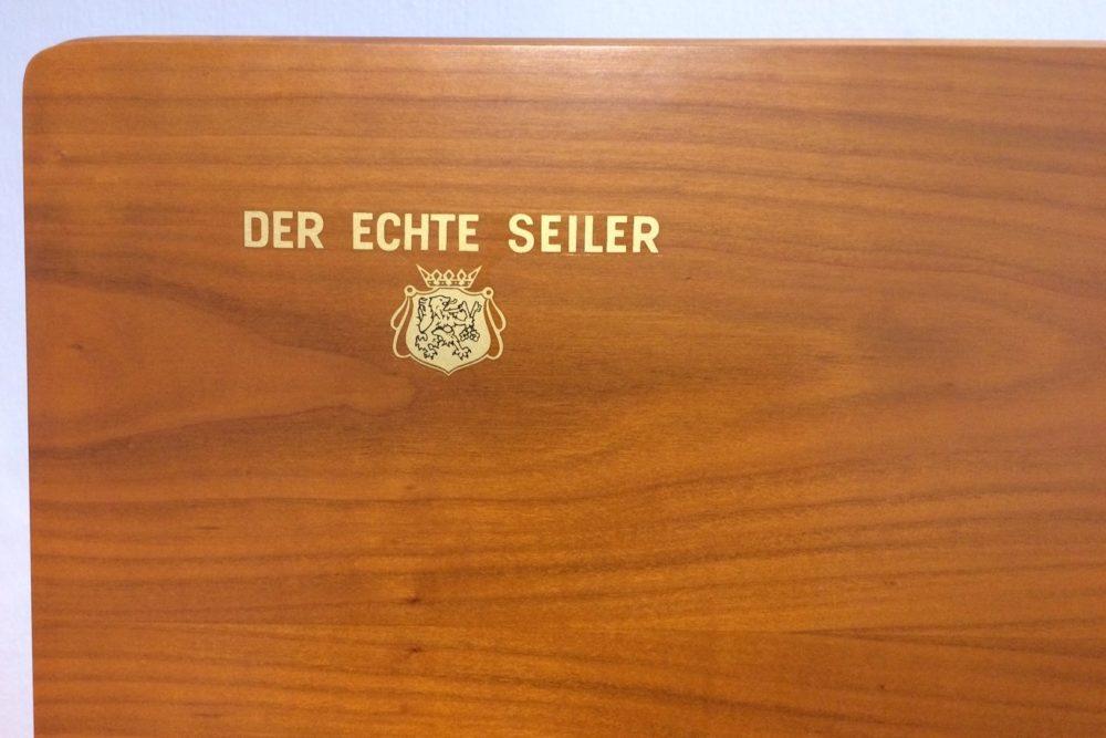 Ed. Seiler Klavier Logo