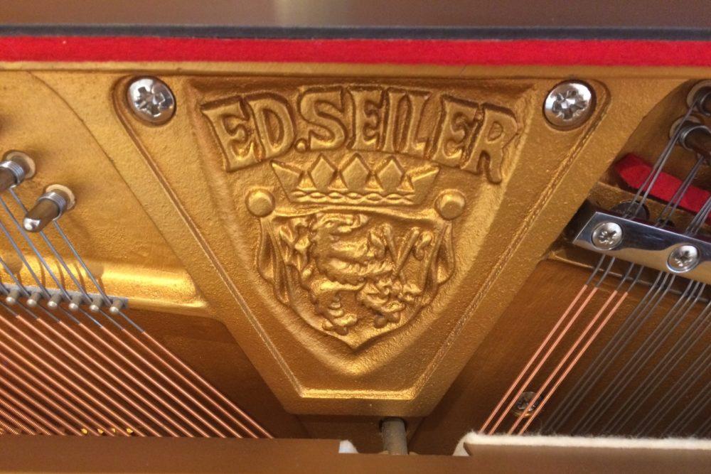 Ed. Seiler Piano Logo