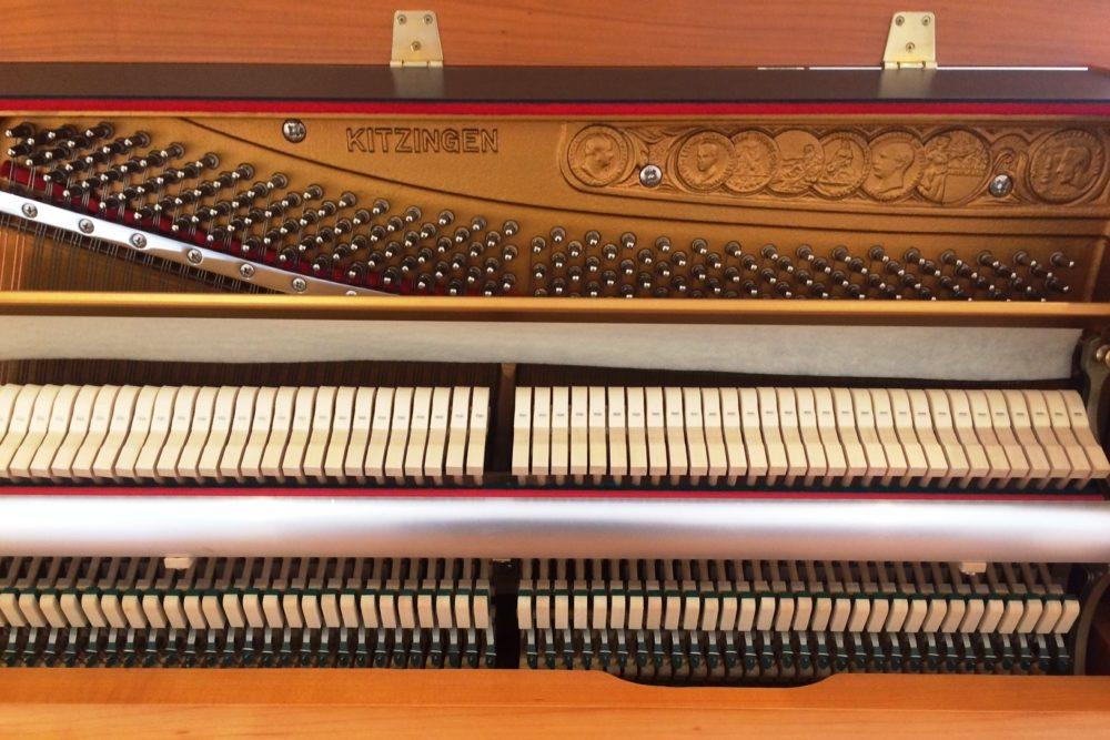 Ed. Seiler Piano Mechanik