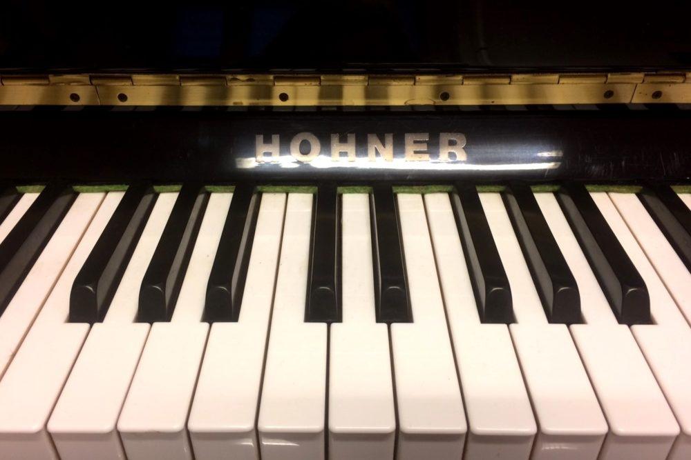 Hohner Klaviertasten