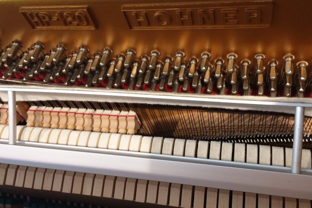 Hohner Piano Mechanik