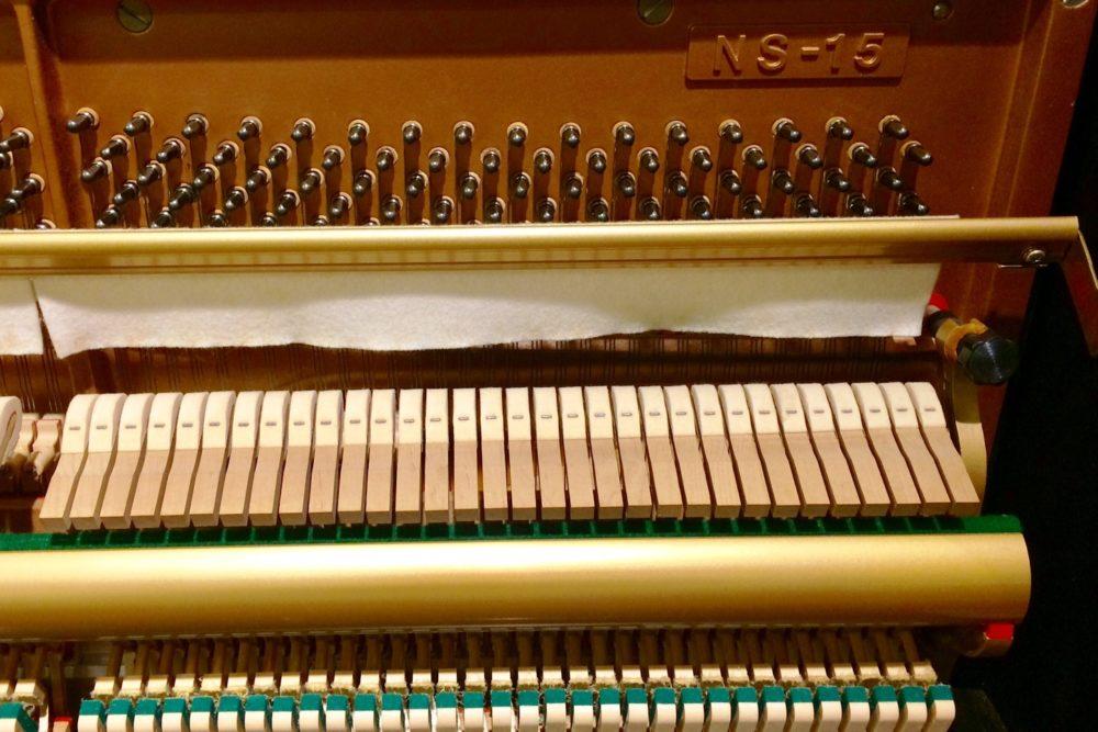 Kawai Klaviermechanik