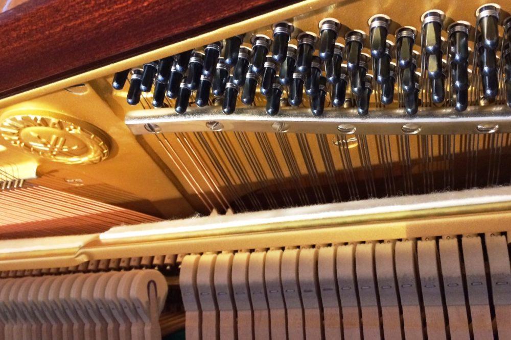 Yamaha U1 Klavier Mechanik