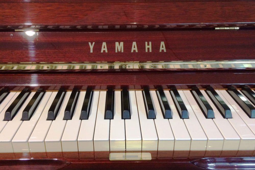 Yamaha U1 Klavier Tasten