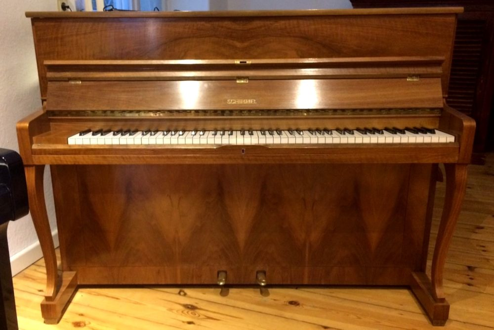 Schimmel Klavier Mod. 108N