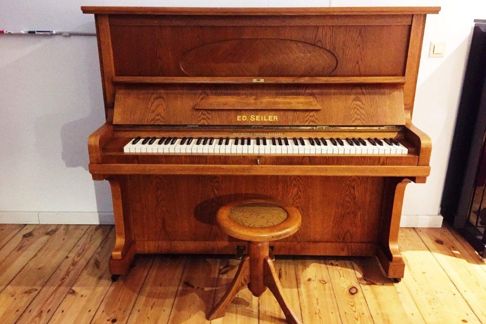 Ed Seiler Klavier