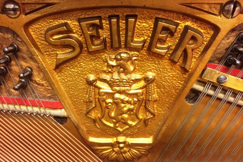 Ed Seiler Klavier Logo