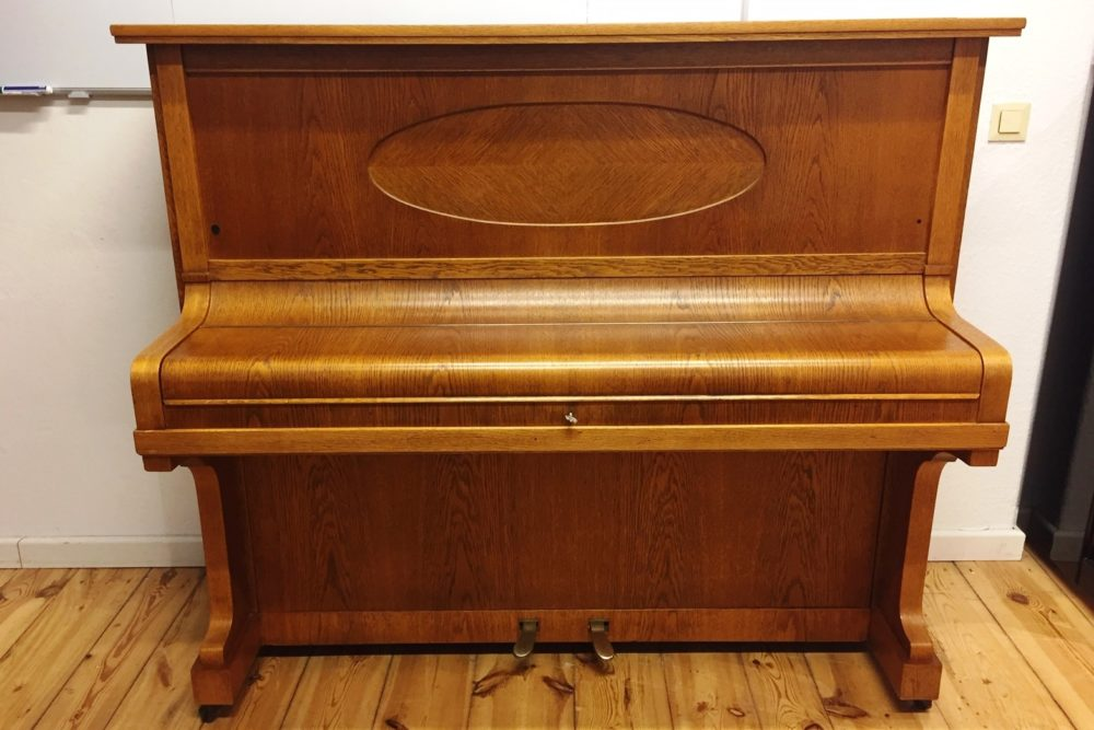 Ed Seiler Piano