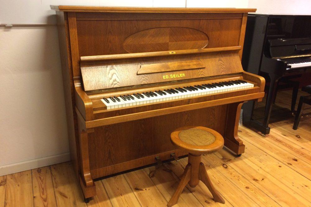 Ed.Seiler Klavier