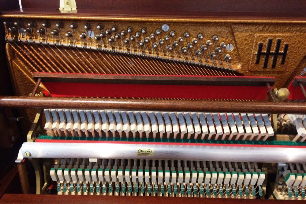 Haegele Klaviermechanik