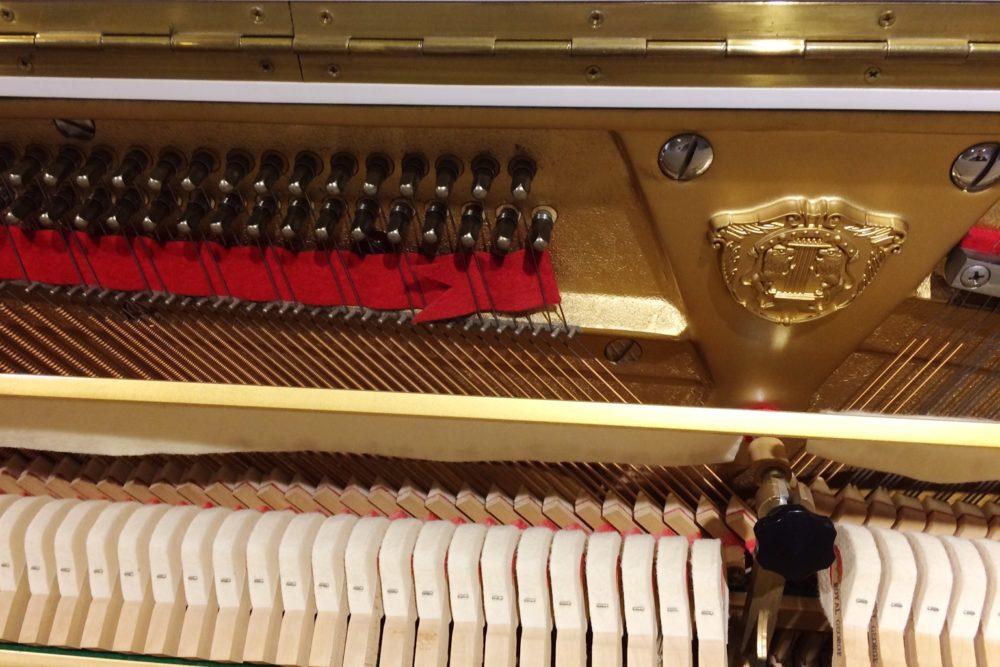 Samick Klavier Mechanik