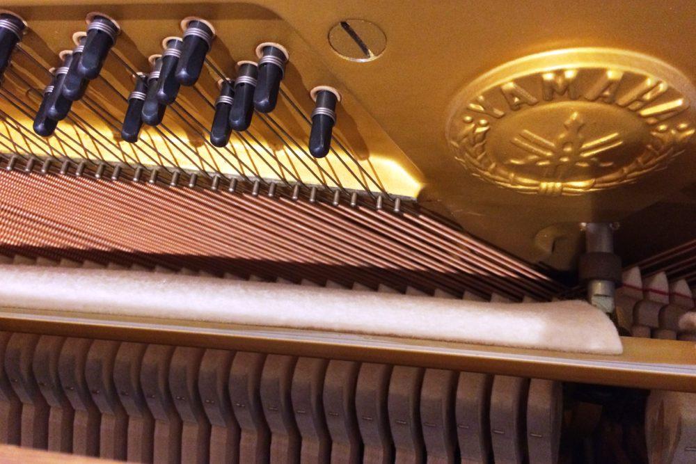 Yamaha Klavier-Mechanik