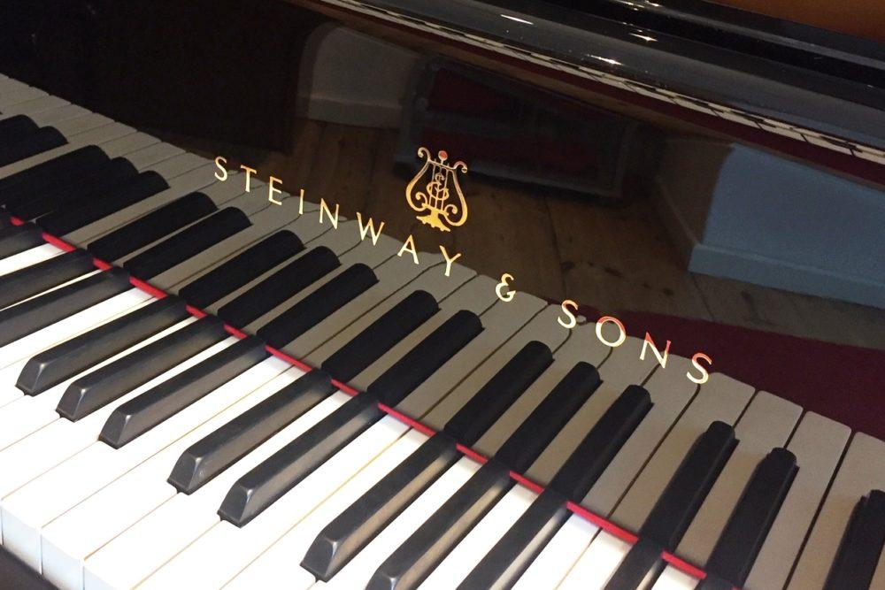 Steinway & Sons O Flügeltastatur