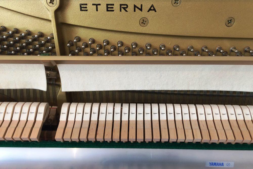 Eterna Klavier prod. bei Yamaha