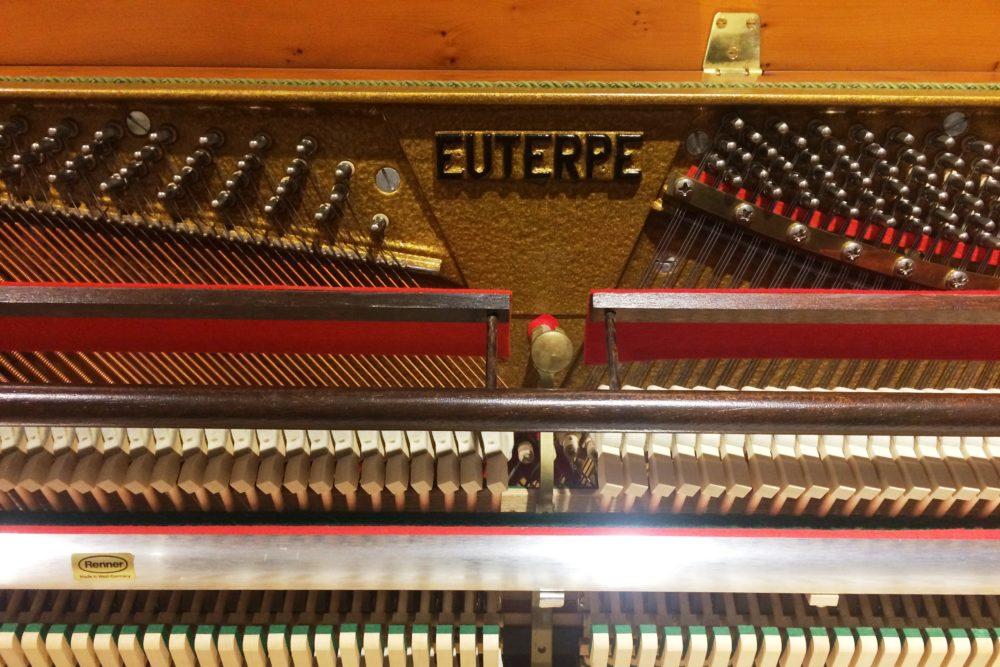Euterpe Klavier Logo