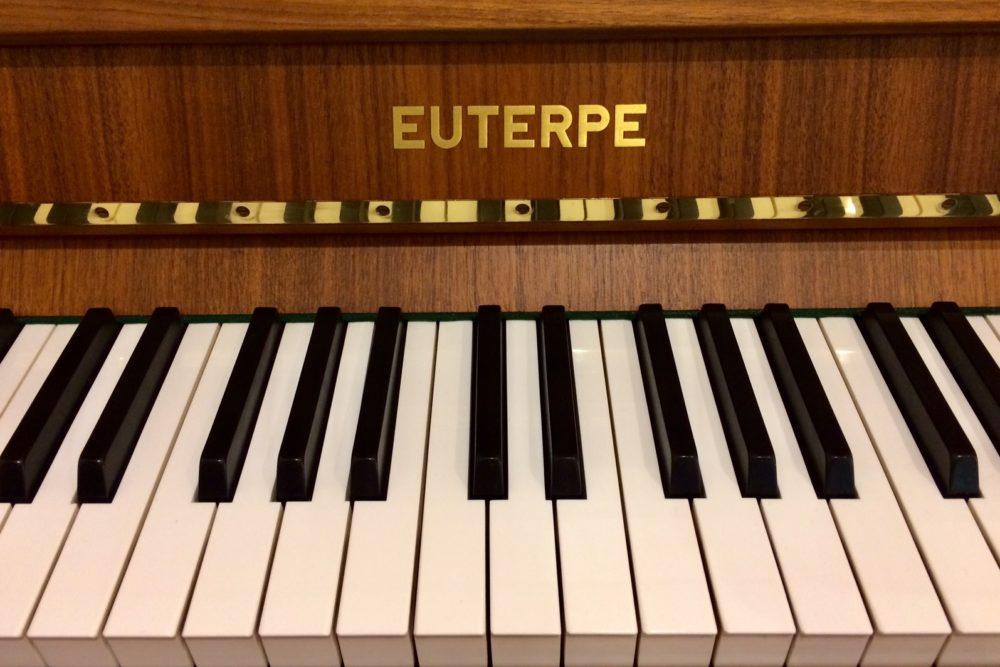 Euterpe Klavier Mechanik