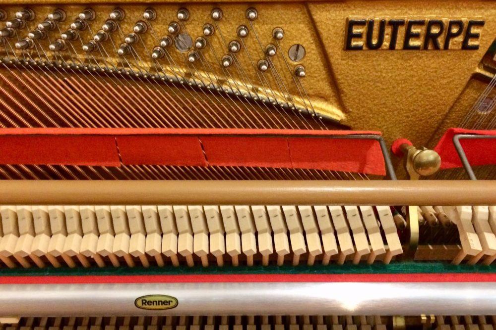 Euterpe Piano Mechanik