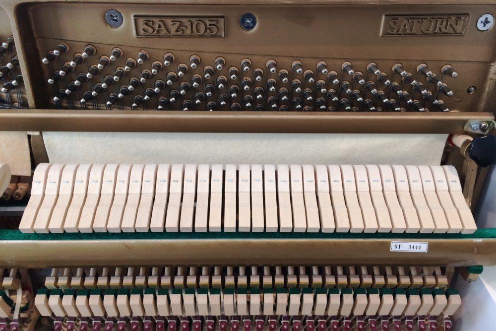 Saturn Klavier Mechanik