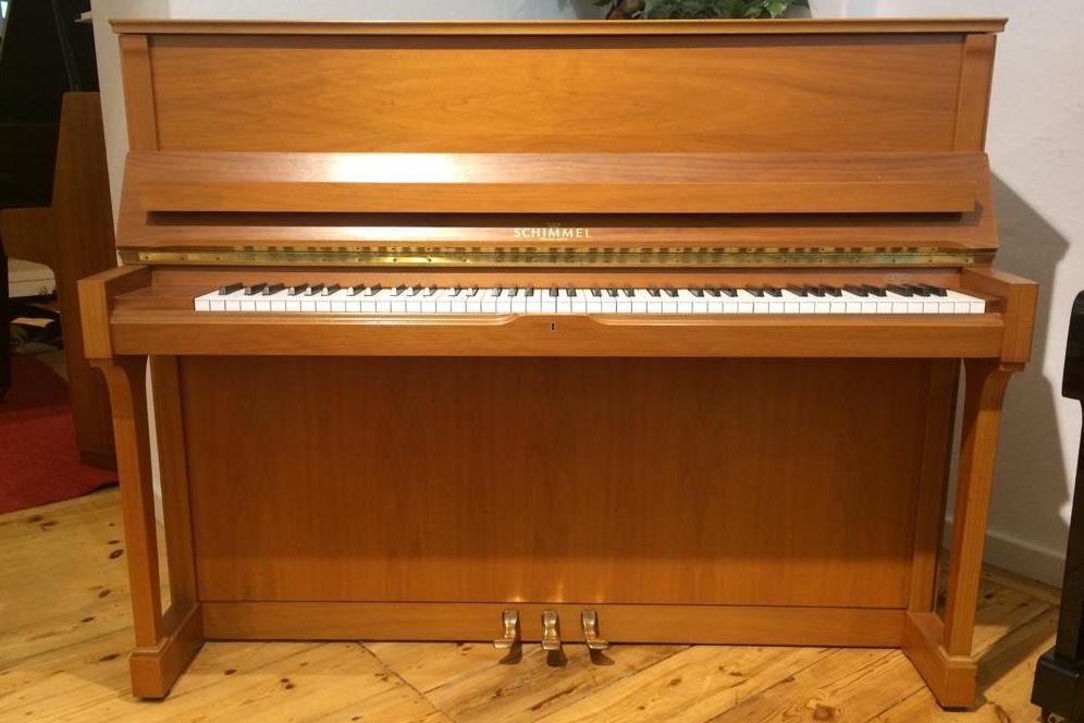 Schimmel Piano C 120 T Nussbaum