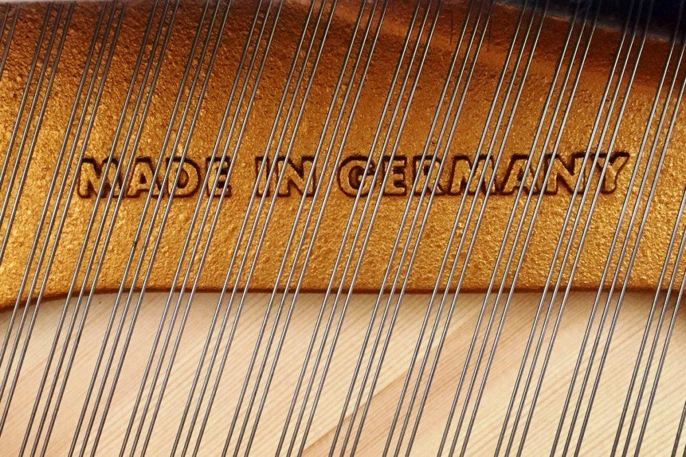 Hupfeld Klavier Made in Germany