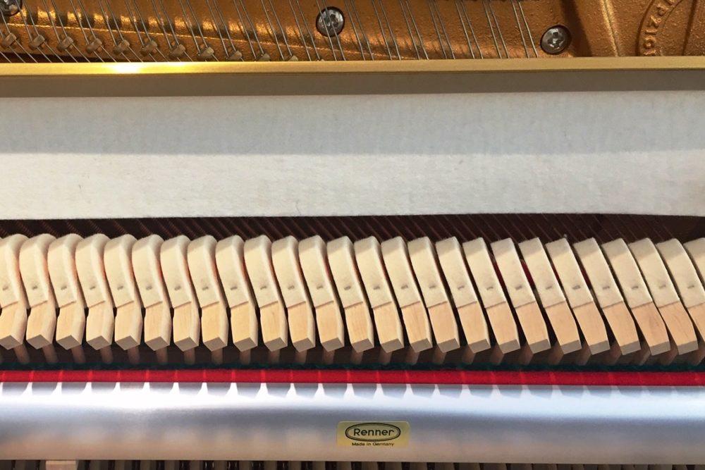 Hupfeld Klaviermechanik