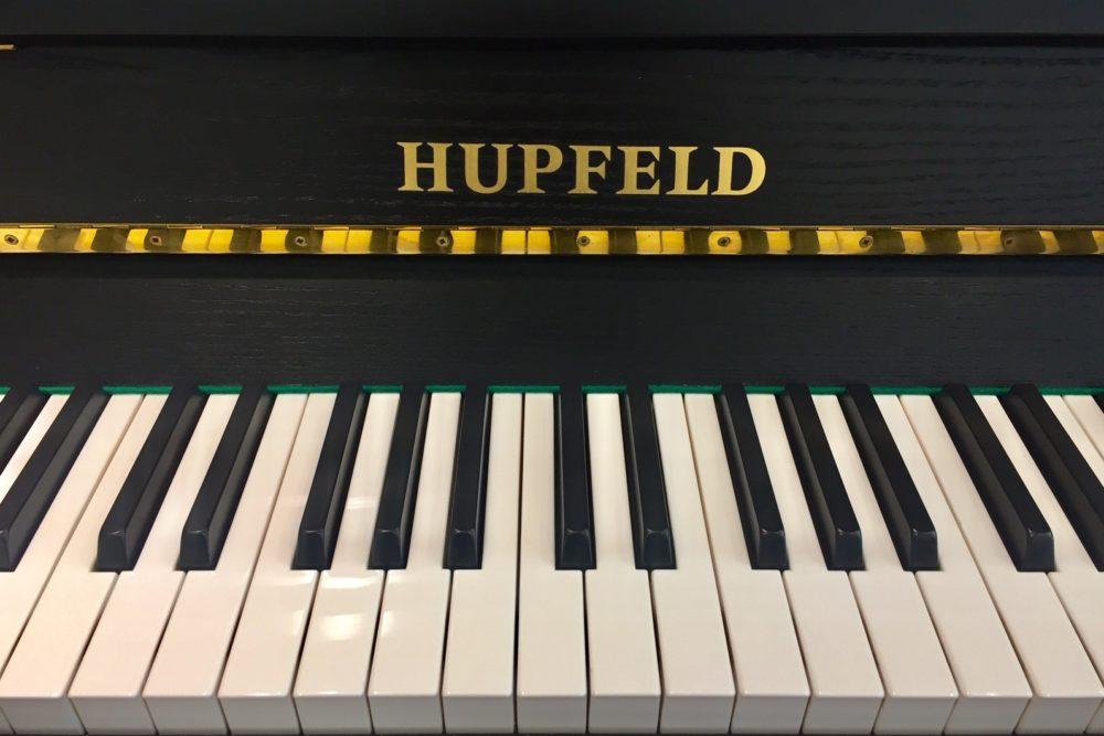 Hupfeld Klaviertastatur