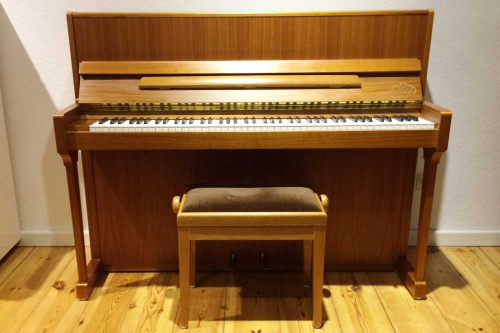 May Piano by Schimmel