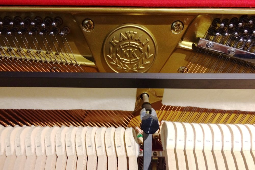 Kawai Klavier Mechanik