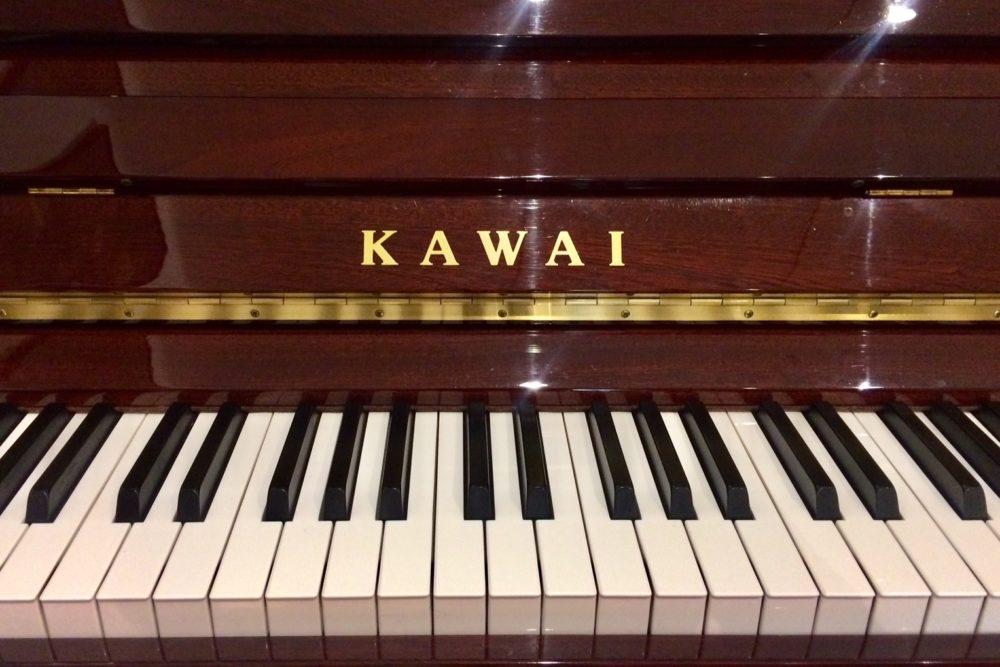 Kawai Klavier Tasten