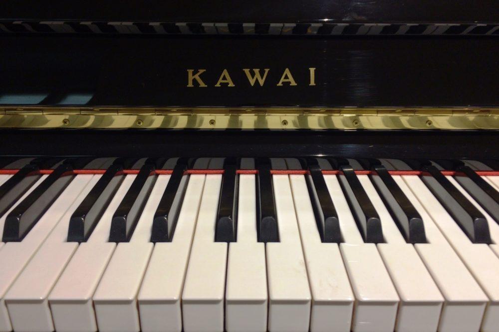 Kawai Piano Tasten