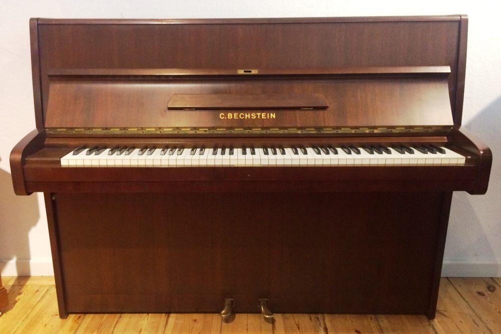C. Bechstein Klavier 12 N