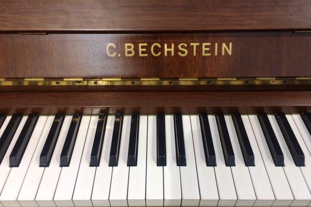 C. Bechstein Klavier Tasten