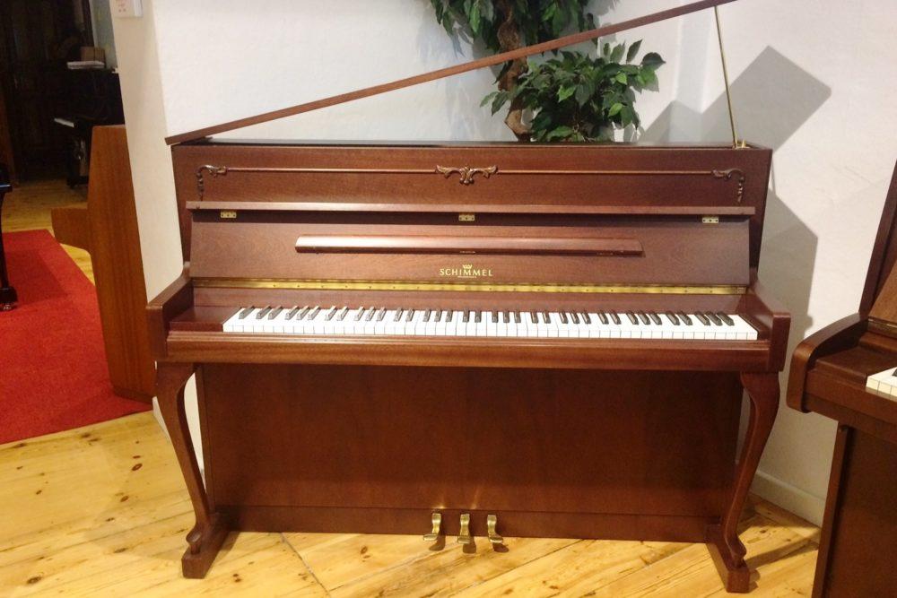 Schimmel Klavier 112 Flügeldeckel