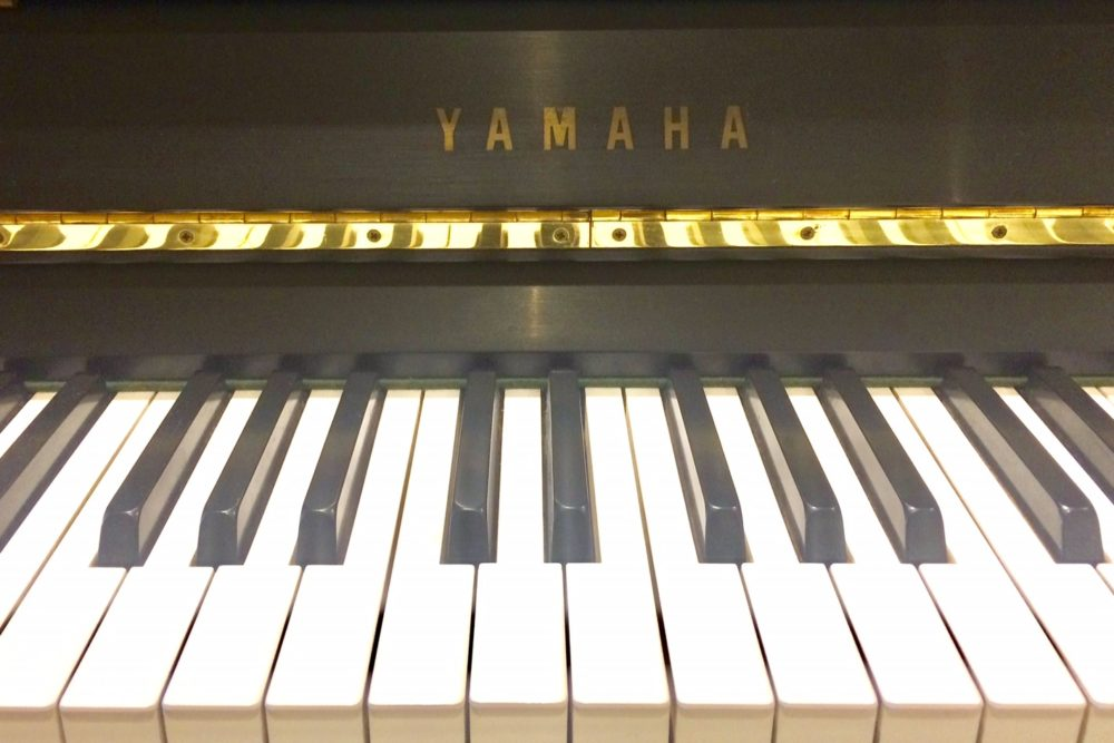 Yamaha Klavier Tasten