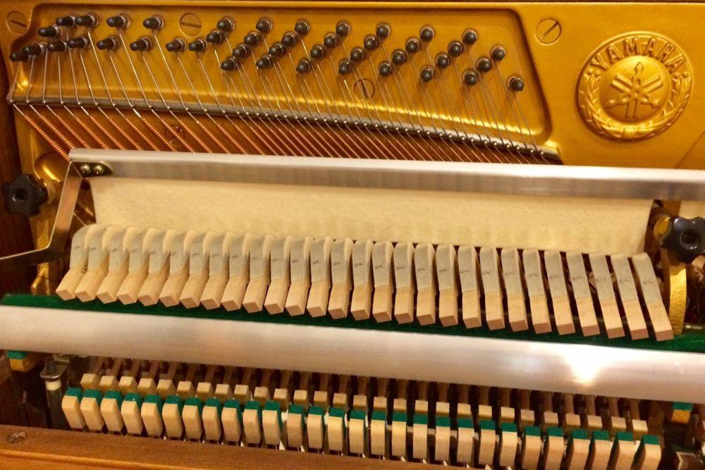 Yamaha Piano Mechanik