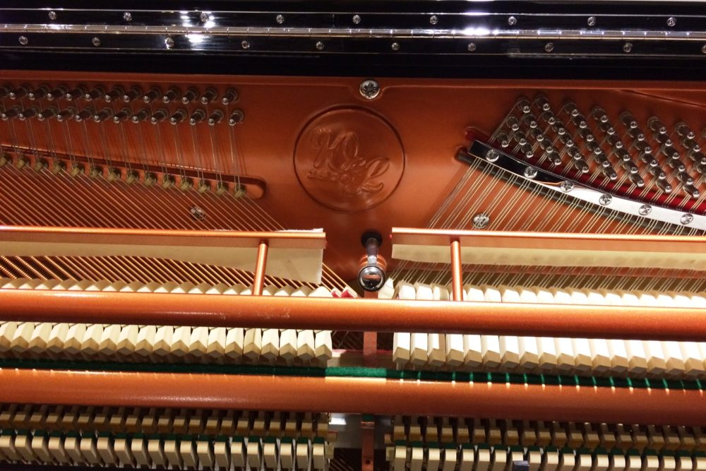Wendl & Lung Klaviermechanik