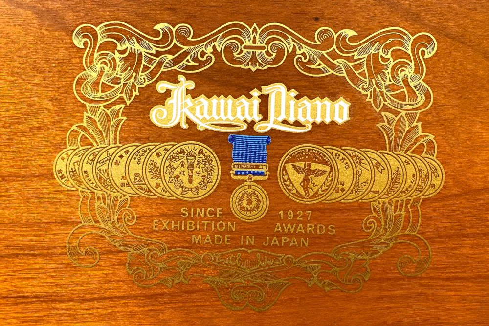Kawai Klavier Made in Japan