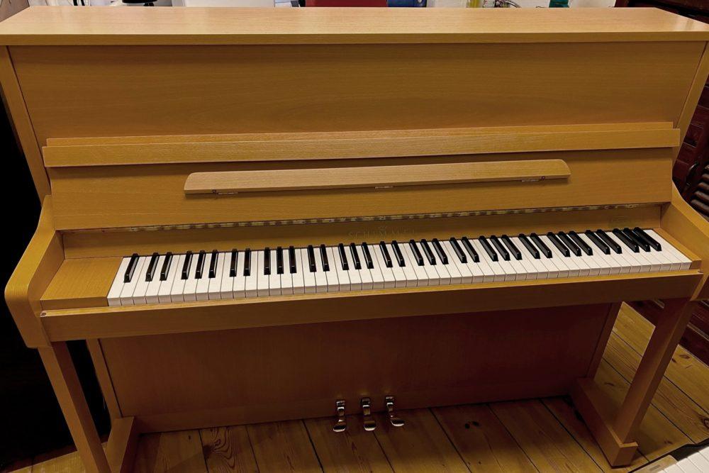Schimmel Klavier Modell 116 S