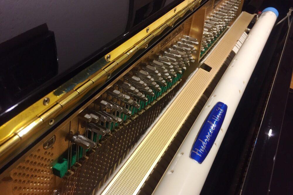 Petrof-Klavier Luftbefeuchtung