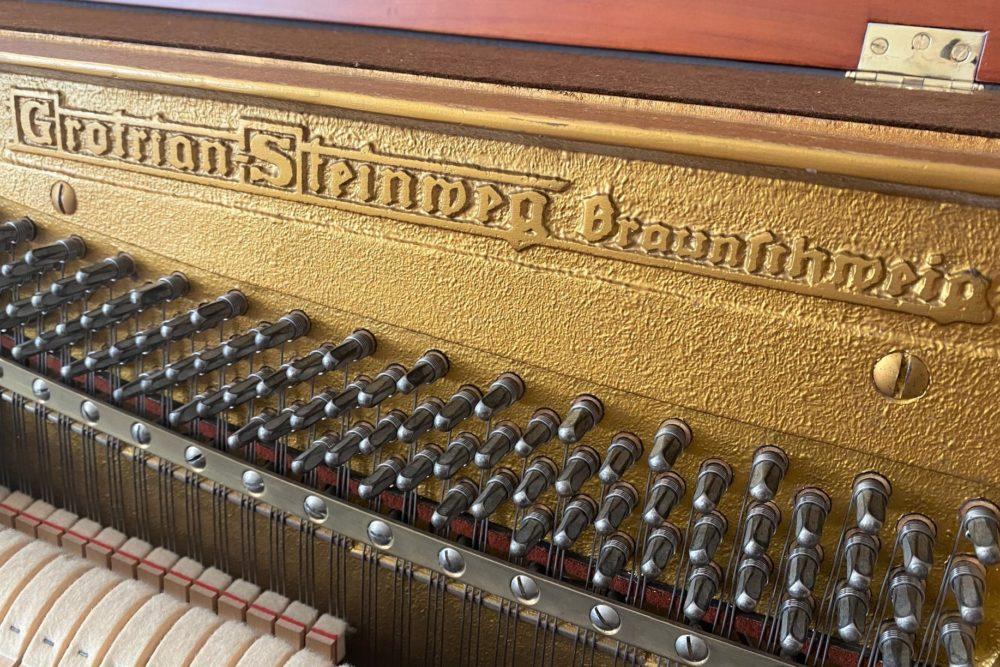 Grotrian Steinweg Piano innen