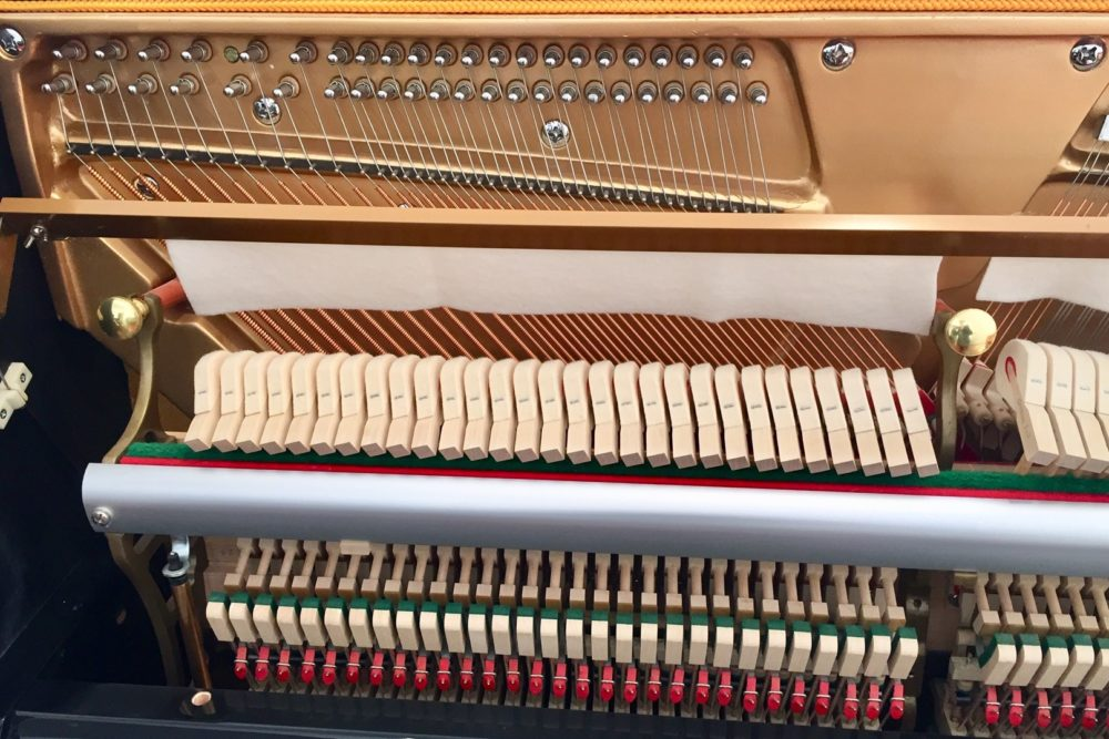 Klingmann Klaviermechanik